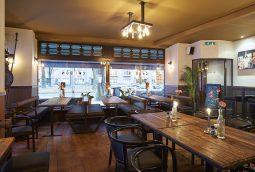 Inrichting Café Carbon Zuid